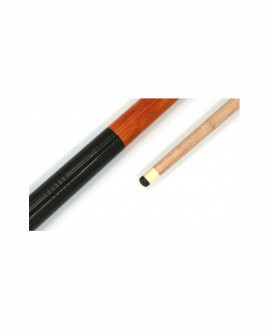Queue de Billard Carambole - 145cm 510g Bois Erable massif