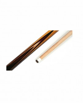 Queue de Billard Carambole - 145cm 525g Bois Ramin massif