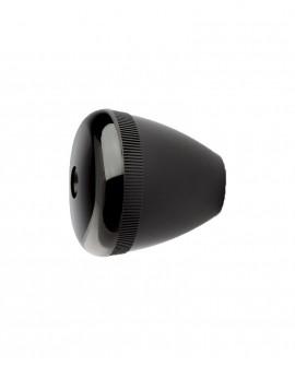 Poignée ronde Bonzini noire