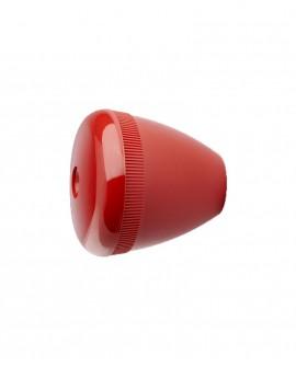 Poignée ronde Bonzini rouge