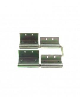 Charnières de meuble Bonzini B60 x2