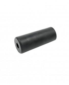 Poignée longue noire Chauvelin C15