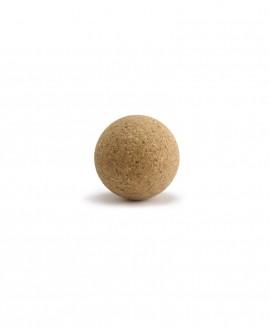 Balles de baby-foot brutes en liège x100