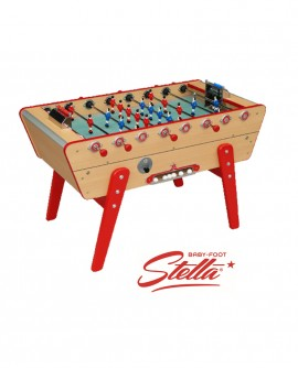 Baby-foot Stella Champion Hêtre