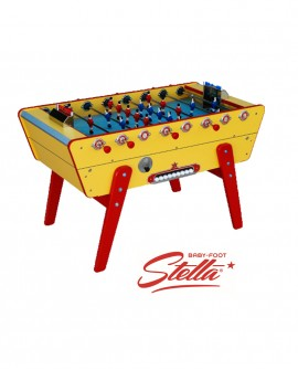 Baby-foot Stella Champion Jaune