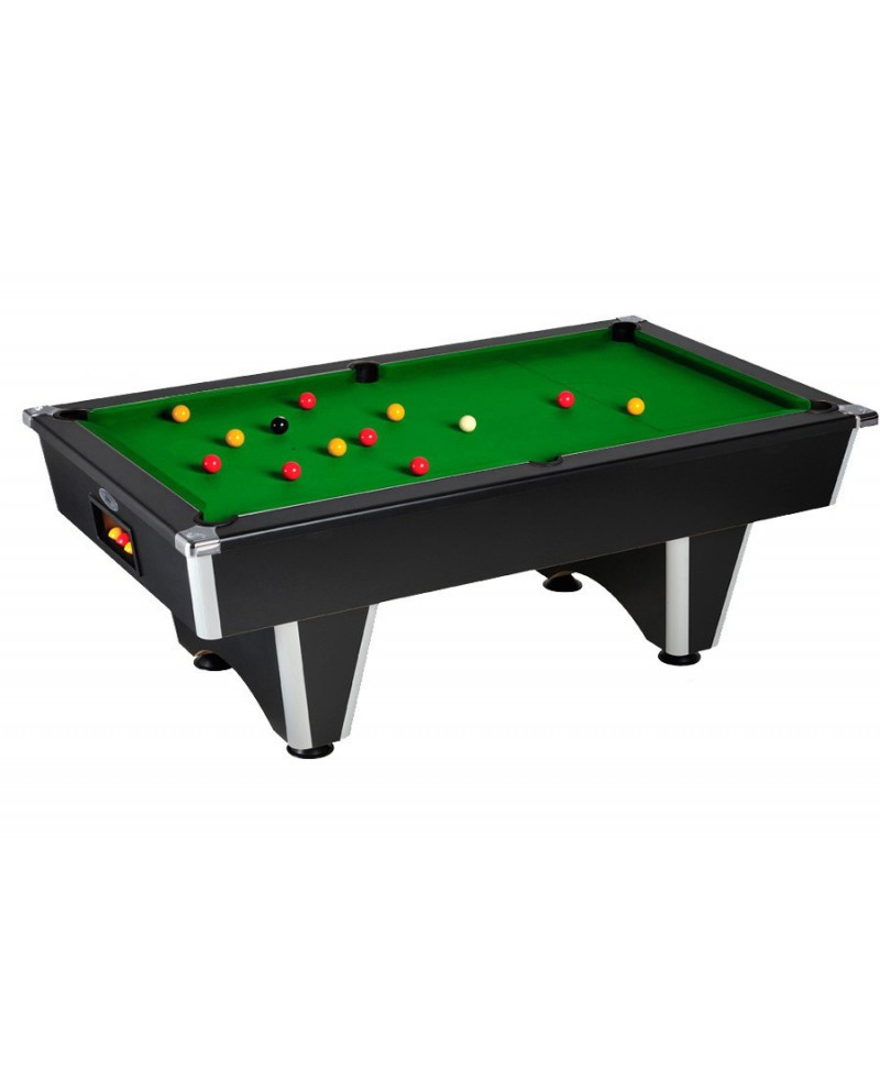Table billard de caf domestic noir pas cher billard de caf - Table billard pas cher ...