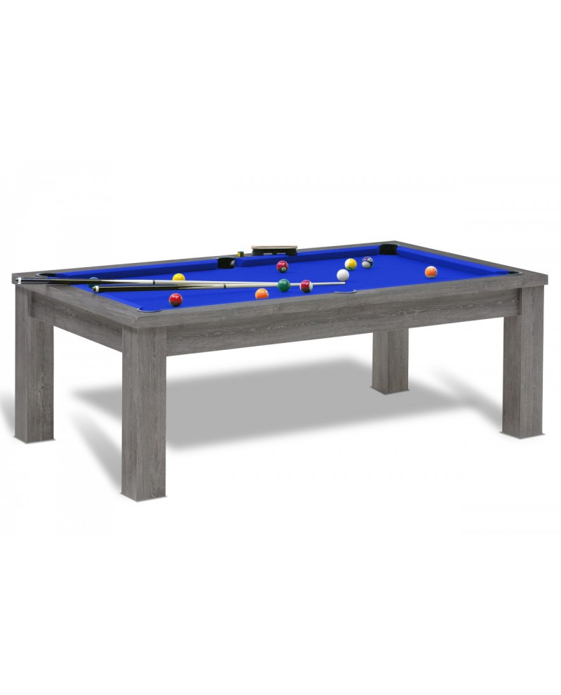 table billard convertible salvador ch ne anthracite pas cher billard table convertible. Black Bedroom Furniture Sets. Home Design Ideas