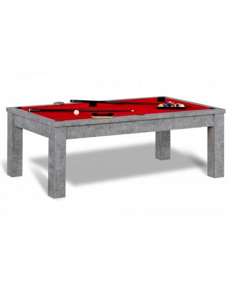 table billard convertible porto gris - Billard Table Convertible