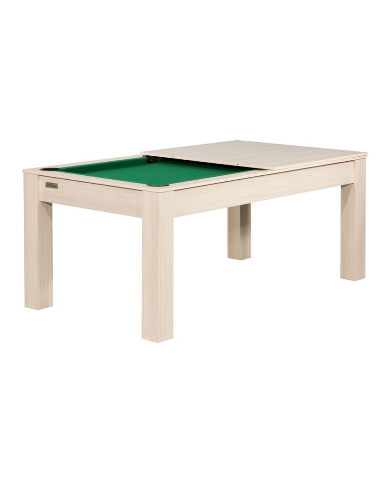 table billard convertible delhi h tre vert pas cher. Black Bedroom Furniture Sets. Home Design Ideas