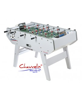 Baby-foot Chauvelin C15 Blanc