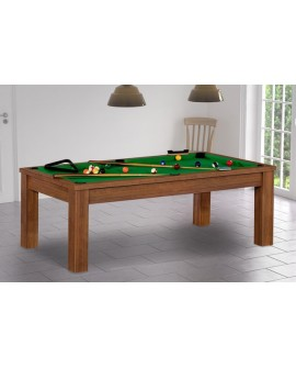 Table billard convertible Sao Paulo Teck