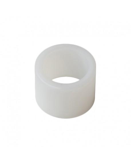 Bague nylon pour palier creux blanche