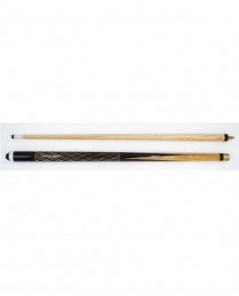 Queue de Billard Standard - 122cm 350g Bois Ramin massif