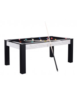 Table billard convertible 6ft Delhi Marbre