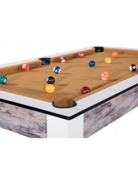 Table billard convertible 6ft Delhi Atelier