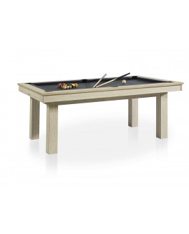 Table billard convertible René Pierre Lafite Oregon