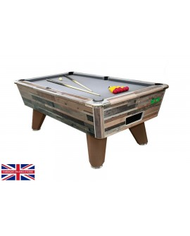 Table billard de café Winner Festival vintage