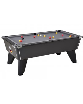 Table billard de café Omega noir