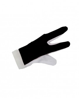 Gant de billard Noir et Blanc