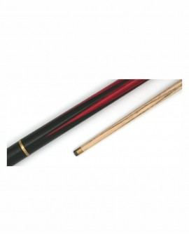 Queue de Billard Pool ou Snooker - 145cm 490g Frêne massif