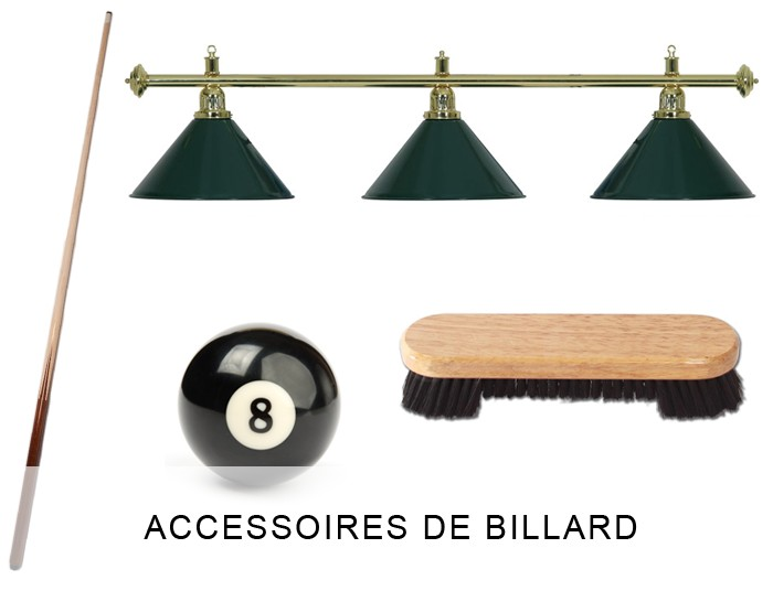 Accessoires de Billard