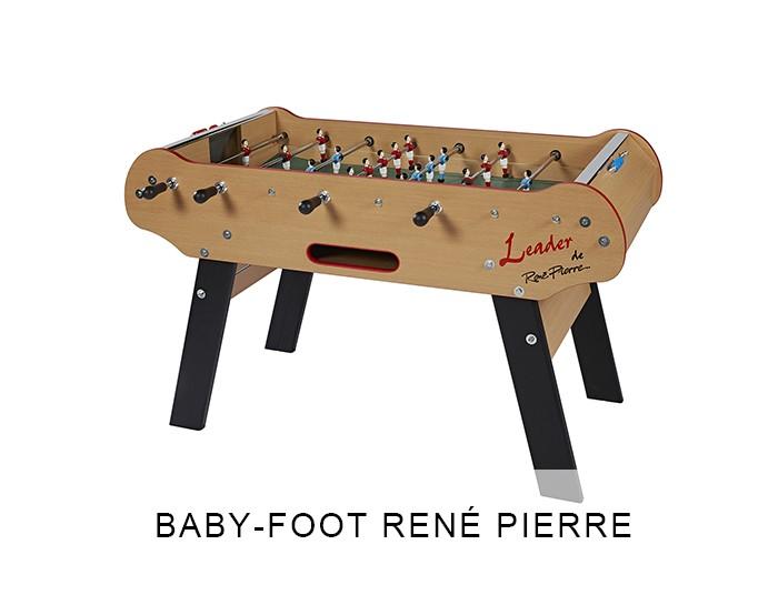 Baby-foot René Pierre