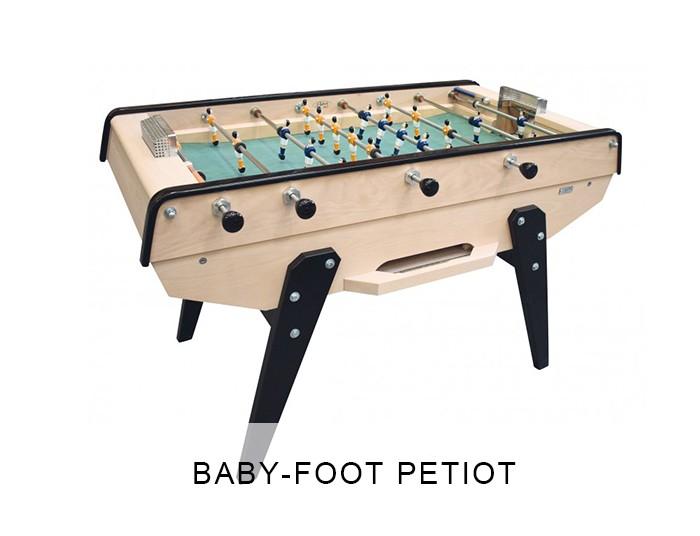 Baby-foot Petiot
