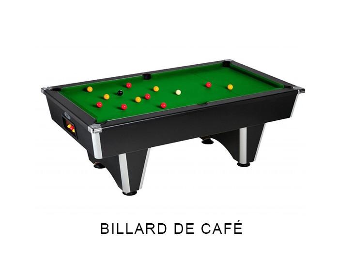 BILLARD DE CAFE