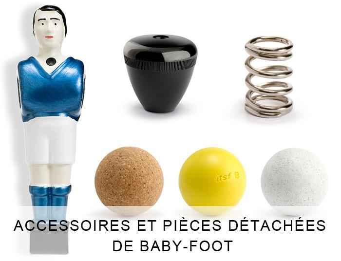Accessoires et pièces détachées de Baby Foot